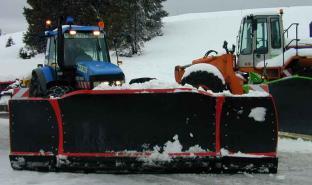 Tracteurs agricoles équipés VH